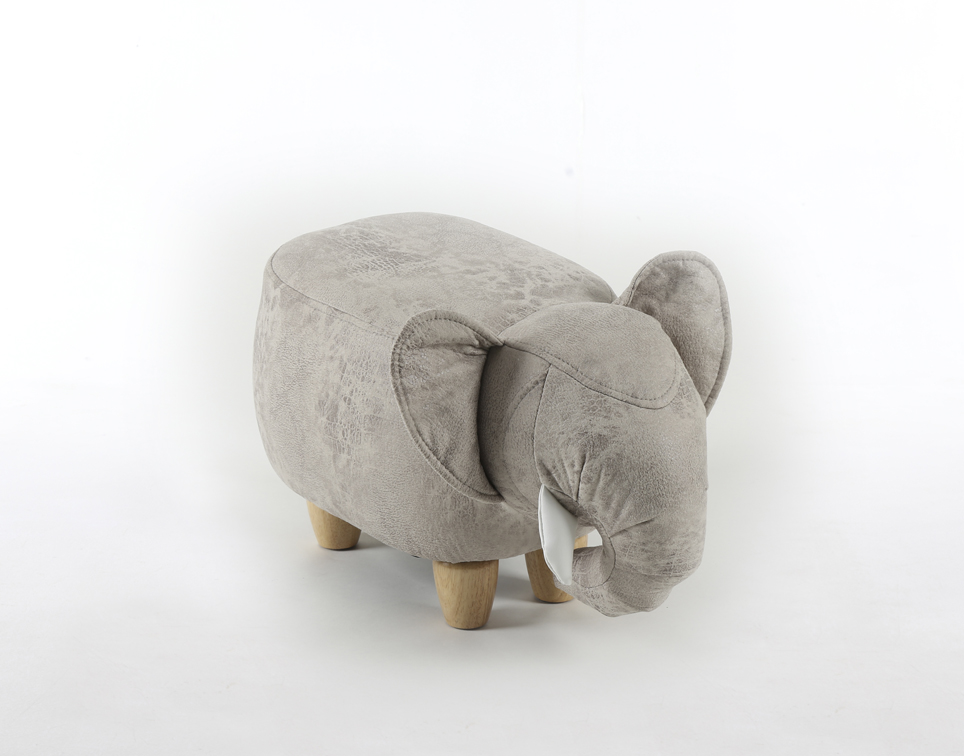 Dětský taburet - stolička-židlička slon mini