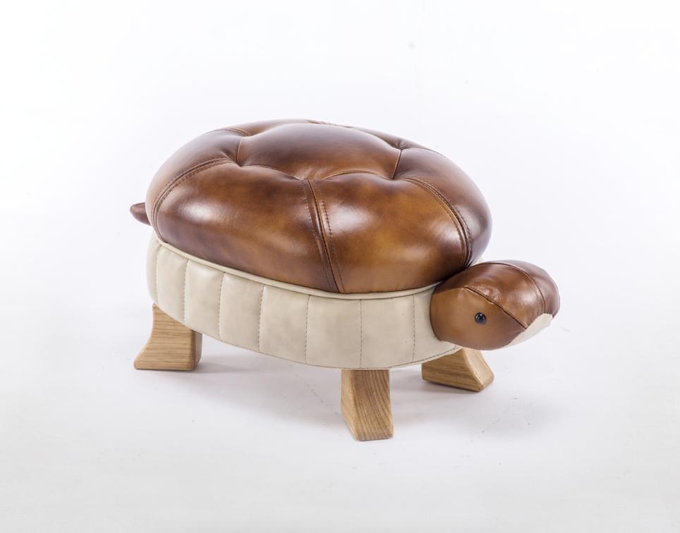 Dětský taburet - stolička-židlička Želva